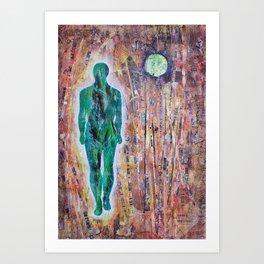 Kingdom Within by GJ Gillespie Art Print