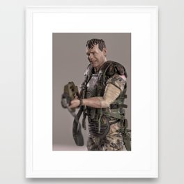 That's it man, game over man, game over Framed Art Print