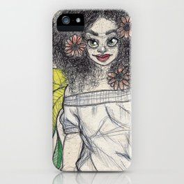 I'm strong iPhone Case