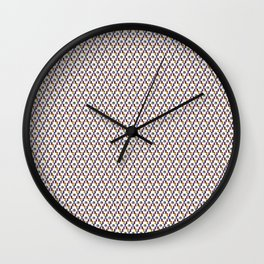Floral Nitrate (masc4masc version)  Wall Clock