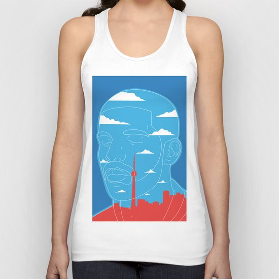 Know Yourself Unisex Tank Top