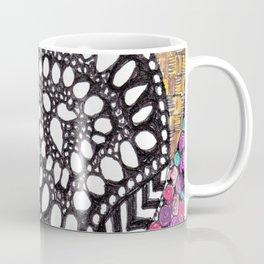 Zen Doodle zz04 - color Coffee Mug