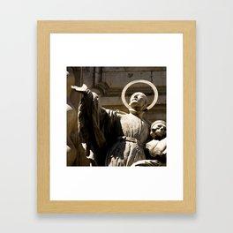 St Jerome Framed Art Print