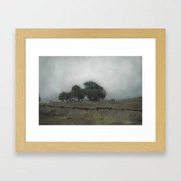 Each Morning in the Mist Framed Art Print