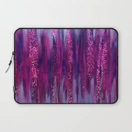 Raining Glitter Laptop Sleeve
