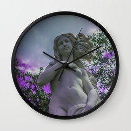 """A Glitch In The Matrix"" (2017) Wall Clock"