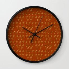 Symbol of Transgender 50 Wall Clock