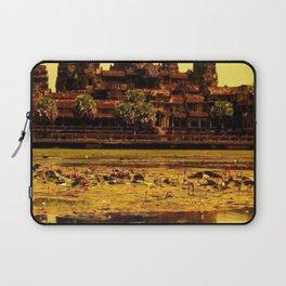 Ankor Wat Laptop Sleeve