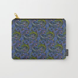 Lizzards pattern. Carry-All Pouch