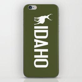 Deer: Idaho iPhone Skin