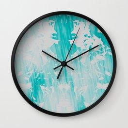 Stormy Thursday Wall Clock