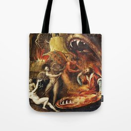 Demons and creatures Tote Bag