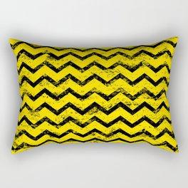 CHEVRON HONEY Rectangular Pillow