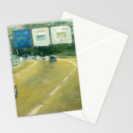 Trip to Madrid Stationery Cards