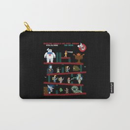 The Real Donkey Puft Carry-All Pouch