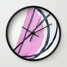 Bowls #2 Wall Clock