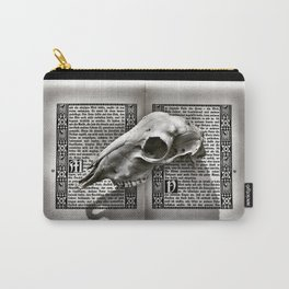Read Between the Lines Carry-All Pouch
