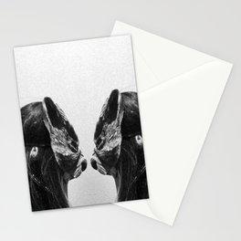 I had a dream I was a werewolf Stationery Cards