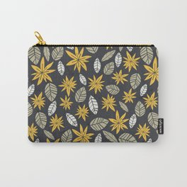 Safari floral pattern Carry-All Pouch