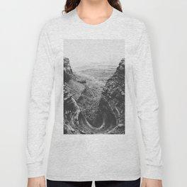 CANYONLANDS / Utah Long Sleeve T-shirt