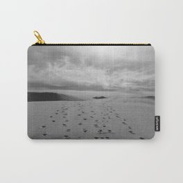 white sand monument Carry-All Pouch