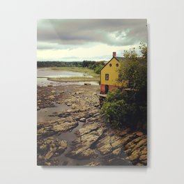 Squamscott River  Metal Print
