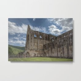 Tintern Abbey Metal Print