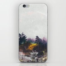Always follow your heart iPhone & iPod Skin