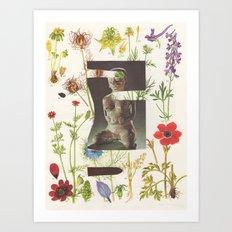 152. Art Print