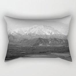 Mt McKinley Rectangular Pillow