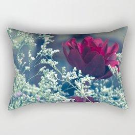Garden rose Rectangular Pillow