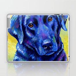 Colorful Labrador Retriever Dog Laptop & iPad Skin
