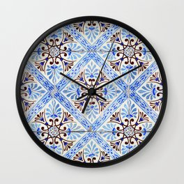Storytile of Portugal Wall Clock