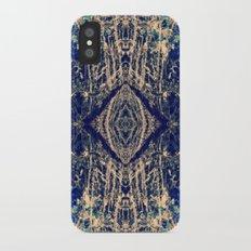 Labradorite Mineral Slim Case iPhone X