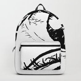 Creatures in my head Backpack