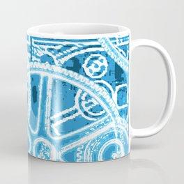 Geared Up ( Big Blue) Coffee Mug