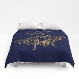 Queen B Comforters