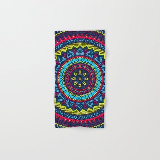 Hippie Mandala 24 Hand & Bath Towel
