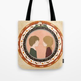Circle Stories - Hansel & Gretel Tote Bag