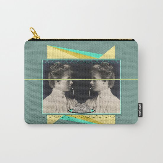 Ladies without the Tramp  Carry-All Pouch