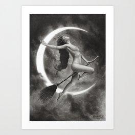 The Ascension Art Print