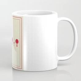 All In A Line Coffee Mug