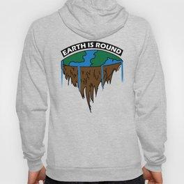 Flat Earth Theory Hoody