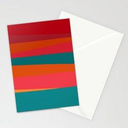 Sun Stripes Stationery Cards