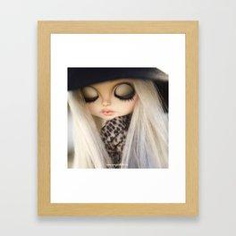 ERREGIRO BLYTHE DOLL STERLING Framed Art Print