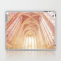 Saint Chapelle Paris Laptop & iPad Skin
