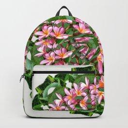 the tropical mandala Backpack