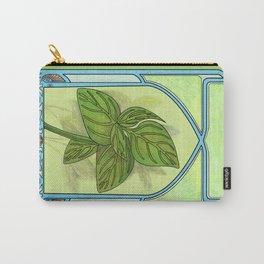Art nouveau. Basil. Carry-All Pouch