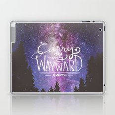 supernatural carry on my wayward son Laptop & iPad Skin