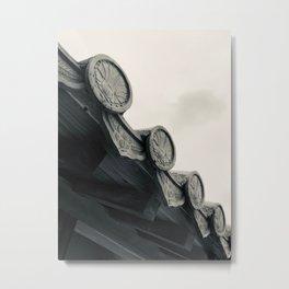 rooftop art Metal Print
